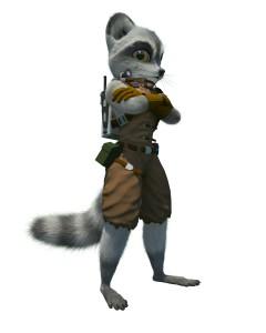 Raccoon Rezillo